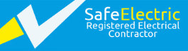 Safe Electric certified logo